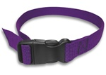 "Side Release Buckle Belts w/ 1"" Heavyweight Polyproplene Webbing"