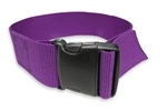 "Side Release Buckle Straps w/ 2"" Heavyweight Polypropylene"