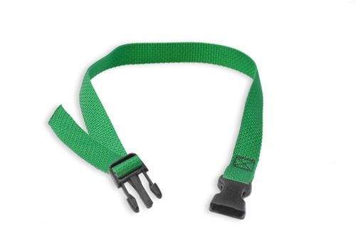 25-3//4 Inch Economy Contoured Side Release Plastic Buckles