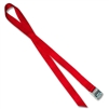 Stainless Steel Cam strap w/1 inch Lightweight Polypro Webbing