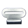 "Stainless Steel 1"" Flat Hook"