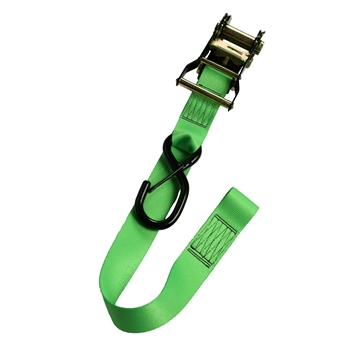 Ratchet Strap with Soft-ties