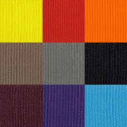 Solid Color Picture Quality Polyester Webbing 1""
