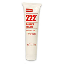 NORTH 222 BARRIER CREAM W/SILICONE, 4oz. TUBE
