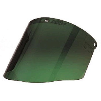 3M Faceshields Easy Change WP96C 9in X 14 1 2in X .080in Dark 82702-00000