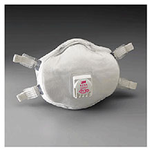 3M Disposable Breathing Mask 8293 P100 Particulate Disposable Respirator 8293