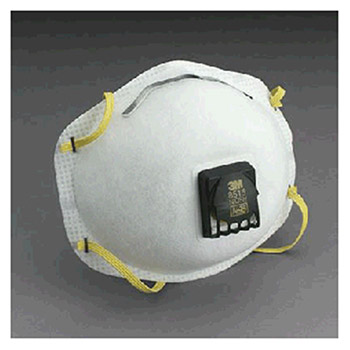 3M Disposable Breathing Mask 8515 N95 Particulate Disposable Respirator 8515