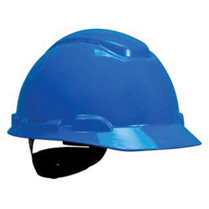3M Hardhat Blue H700 Series Class C G E ANSI Type 70-0716-1433-6