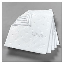 3M Petroleum Sorbent Pad High Capacity 17inx19in HP-255