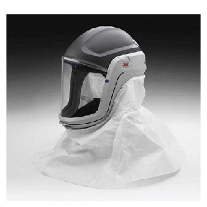 3M M-405 Versaflo Respiratory Hardhat Assembly With Standard Visor And  Faceshields