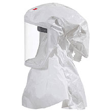 3M Medium Large White S Series Hood Integrated S-433L-5