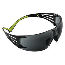 3M 3MRSF402AF 400 Series SecureFit Protective Eyewear With Gray Anti-Fog Lens