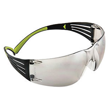 3M 3MRSF410AS 400 Series SecureFit Protective Eyewear With Indoor/Outdoor Mirror Lens
