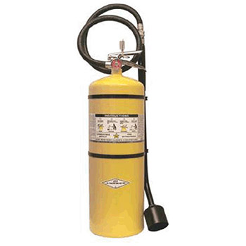Amerex 30 Lbs Class D Copper F.M. Approved Fire B571