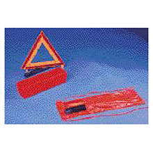 Jackson Kimberly-Clark Safety Highway Triangle Kit In Plastic Box 3006007