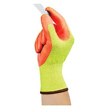Ansell Hi-Viz Yellow And Hi-Viz Orange HyFlex ANE11-515-10 Size 10