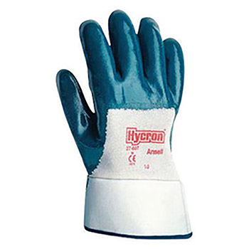 Ansell Hycron Heavy Duty Multi-Purpose Cut And ANE27-602-9 Size 9