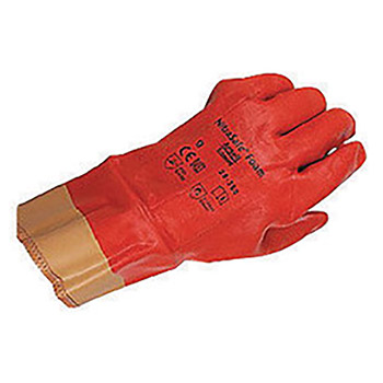 Ansell Nitrasafe Heavy Duty Cut Resistant Orange ANE28-350-8 Size 8