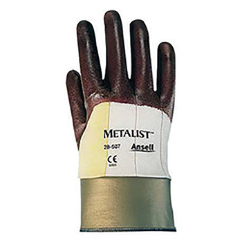 Ansell Metalist Medium Duty Cut Resistant Brown ANE28-507-7 Size 7