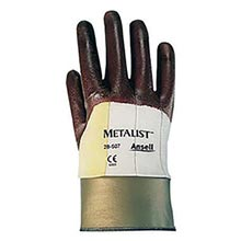 Ansell Metalist Medium Duty Cut Resistant Brown ANE28-507-9 Size 9