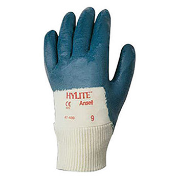 Ansell Hylite Medium Duty Multi-Purpose Cut And ANE47-402-10 Size 10
