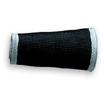 Ansell Edmont 8in Black Cane Mesh Sleeve Velcro Closures 950262
