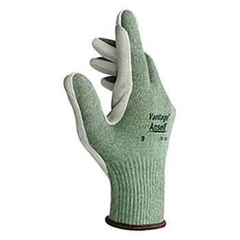 Ansell Green Vantage Medium Weight Cut Resistant ANE70-765-9 Size 9
