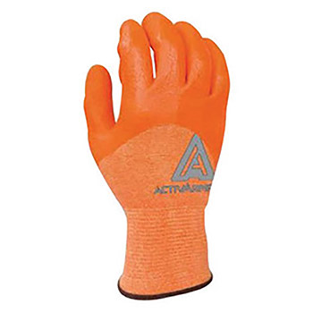 Ansell Hi-Viz Orange ActivArmr Neoprene And ANE97-100-10 Size 10