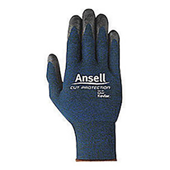 Ansell Medium Duty Cut Resistant Black Foam ANE97-505-11 Size 11