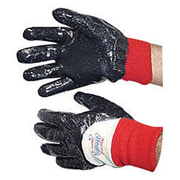 Showa Best Glove Nitri Pro Heavy Duty Cut B137000 08 Size 8