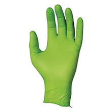 "SHOWA Best Glove Hi-Viz Green 9 1-2"" N-DEX Free 4 B137705PFTM Medium"