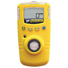 BW Technologies by Honeywell Yellow GasAlert Extreme Portable Oxygen GAXT-X-DL-2