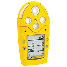 BW Honeywell Yellow GasAlertMicro 5 IR Portable Combustible M5-XW0Y-R-P-D-Y-N-00