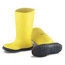 Bata Shoe PVC Boots Size 15 All American Slicker Yellow 17in 88060-15