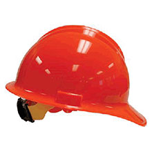 Bullard Hardhat HiViz Orange Classic Model C30 30HOR