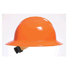 Bullard Hardhat Orange Classic Model C33 Full Brim 33ORR