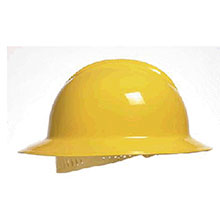 Bullard Hardhat Yellow Classic Model C33 Full Brim 33YLP