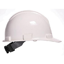 Bullard Hardhat 5100 Series White Safety Cap 4 Point 51WHR