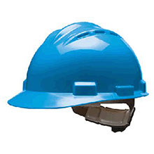 Bullard Hardhat S62 Series Blue Vented Safety Cap 62KBR