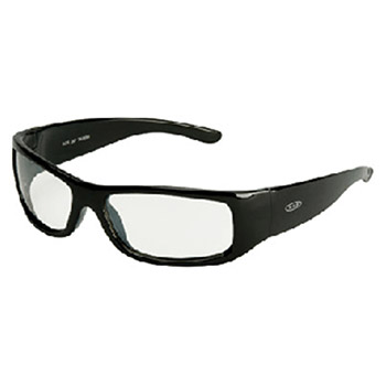 Aearo Technologies by 3M Safety Glasses Moon Dawg Black Frame 11216-00000