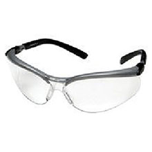 Aearo Technologies by 3M Safety Glasses BX Black Silver 11380-00000
