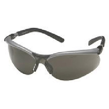 Aearo Technologies by 3M Safety Glasses BX Black Silver 11381-00000