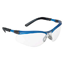 Aearo Technologies by 3M Safety Glasses BX Ocean Blue Frame 11472-00000