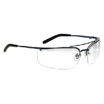 Aearo Technologies by 3M Safety Glasses Metaliks Metal Blue 11532-10000
