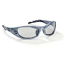 Aearo Technologies by 3M Safety Glasses Fuel Nylon Blue Frame 11642-00000