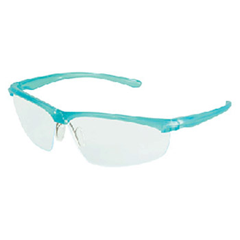 Aearo Technologies by 3M Safety Glasses Refine 203 Teal Frame 11737-00000