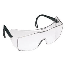 Aearo Technologies by 3M Safety Glasses OX 2000 Series Black 12166-00000