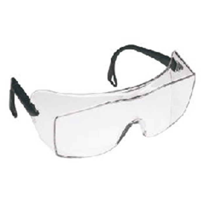 aearo by 3m safety glasses ox series black