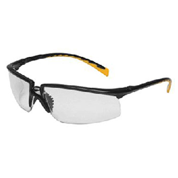 Aearo Technologies by 3M Safety Glasses Privo Black Orange 12261-00000