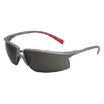 Aearo Technologies by 3M Safety Glasses Privo Silver Red 12266-00000